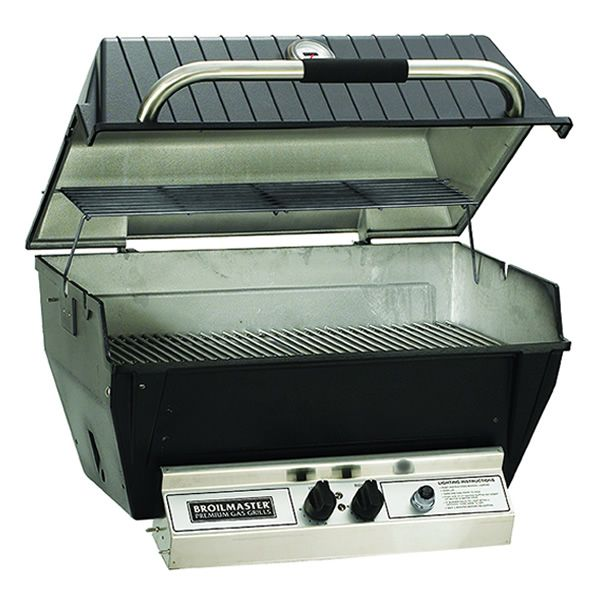 Broilmaster Premium H3X Gas Grill Head image number 0