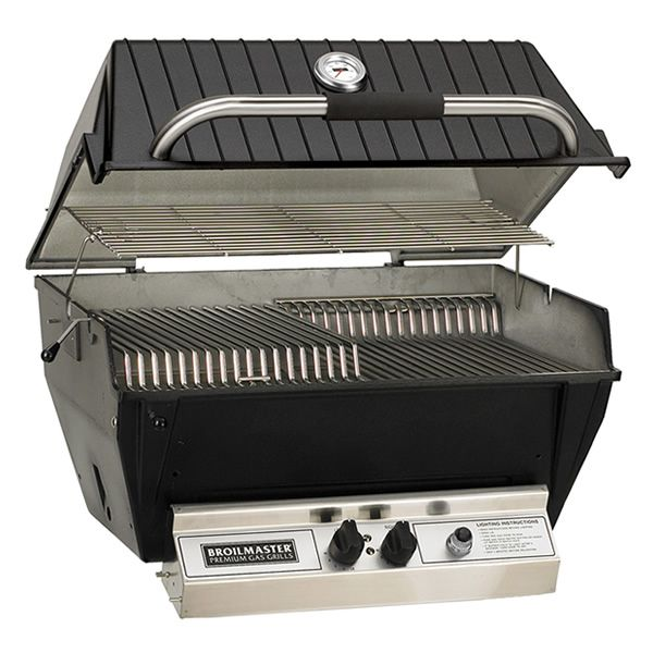 Broilmaster Premium P3X Gas Grill Head image number 0