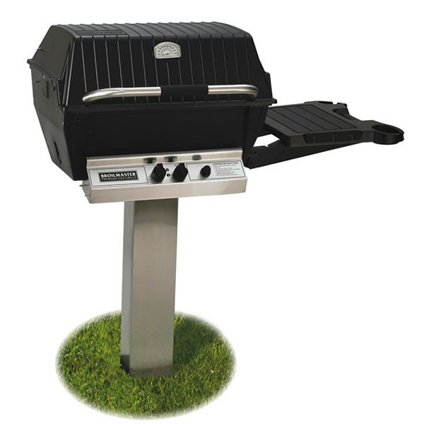 Broilmaster Premium P3X In-Ground Gas Grill image number 1