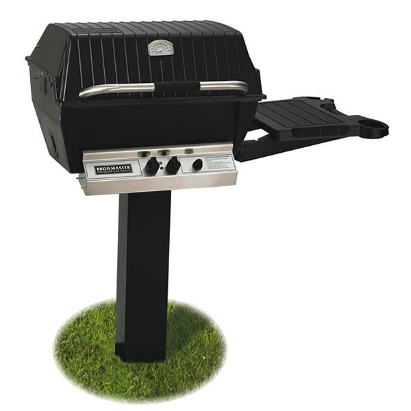Broilmaster Premium P3X In-Ground Gas Grill image number 0