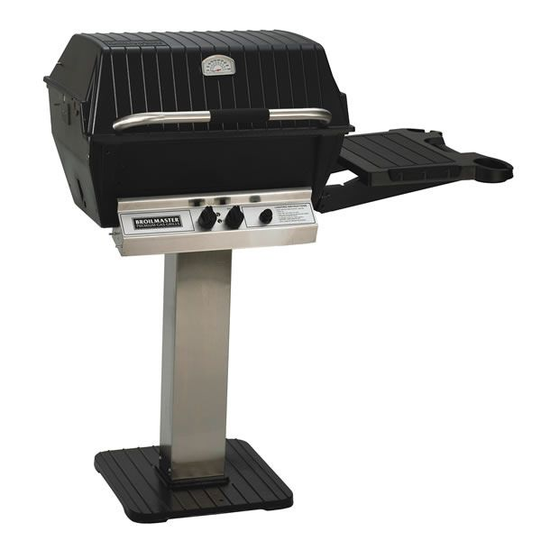 Broilmaster Premium P3X Patio Post Gas Grill image number 0
