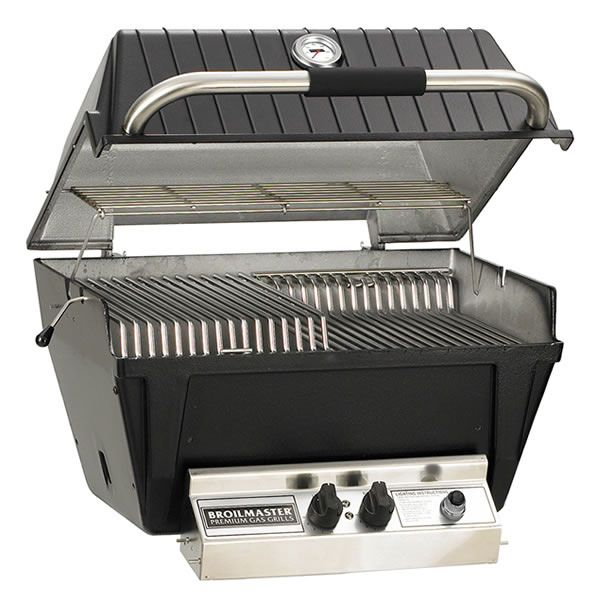 Broilmaster Premium P4X Gas Grill Head image number 0