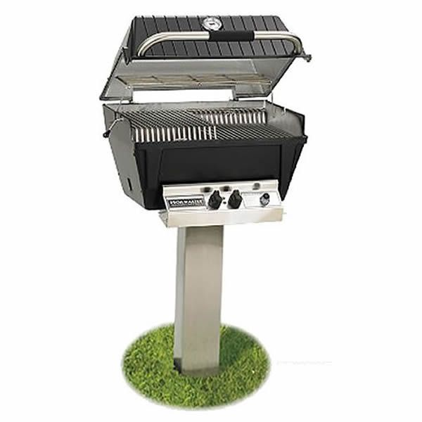 Broilmaster Premium P4X In-Ground Gas Grill image number 0
