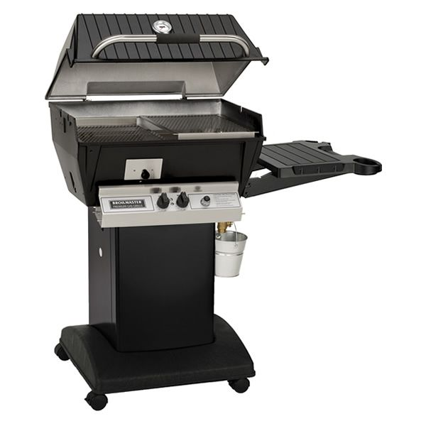 Broilmaster Qrave Q3 Cart Mount Gas Grill image number 3