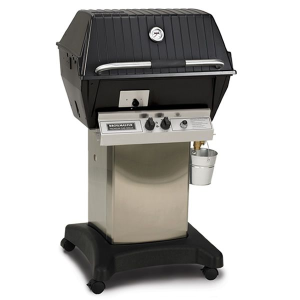 Broilmaster Qrave Q3 Cart Mount Gas Grill image number 5
