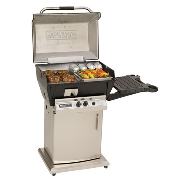 Broilmaster Qrave Q3 Cart Mount Gas Grill image number 6