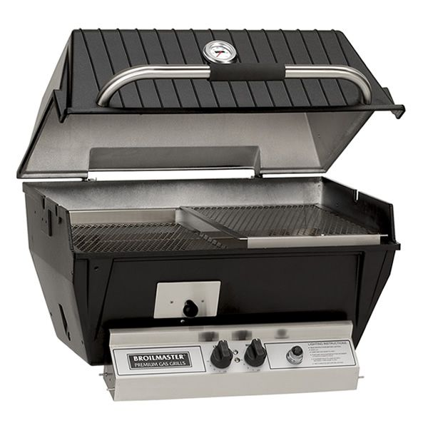 Broilmaster Qrave Q3 Gas Grill Head image number 0