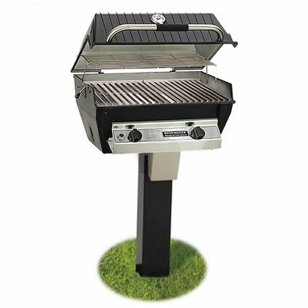 Broilmaster R3 Hyrid Infrared In-Ground Gas Grill image number 0