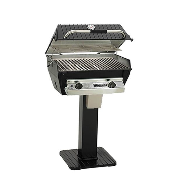 Broilmaster R3 Hybrid Infrared Patio Post Gas Grill image number 0