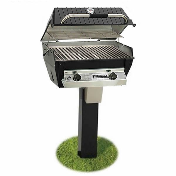 Broilmaster R3 Infrared In-Ground Gas Grill image number 0