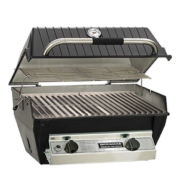 Broilmaster R3B Hybrid Infrared Gas Grill Head image number 0