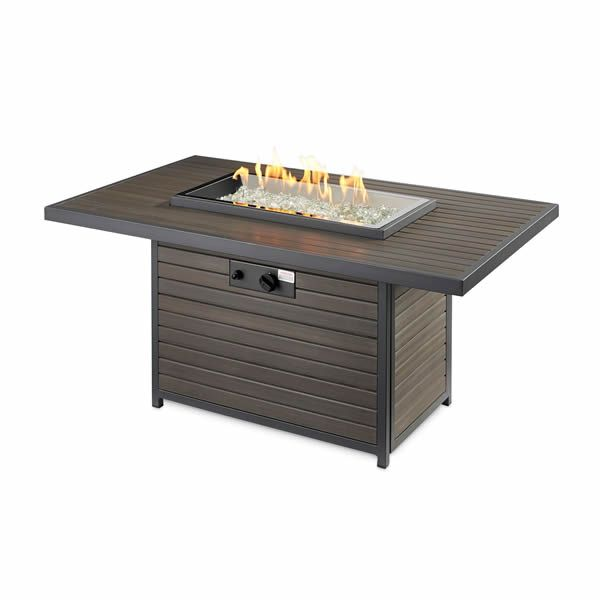 Brooks Outdoor Gas Fire Pit Table image number 3