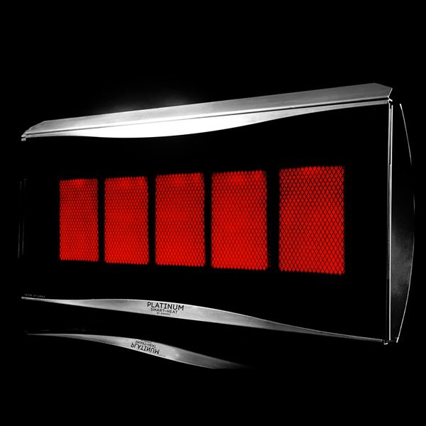 Bromic Platinum Smart-Heat 500 Series Gas Patio Heater image number 4