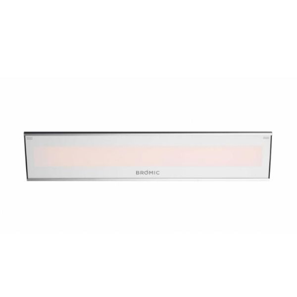 Bromic Platinum White Electric Heater - 2300W image number 0