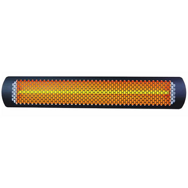 "Bromic Tungsten Smart-Heat Black 3000 Watt Patio Heater - 56"" image number 0"