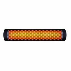 "Bromic Tungsten Smart-Heat Black 4000 Watt Patio Heater - 44"""