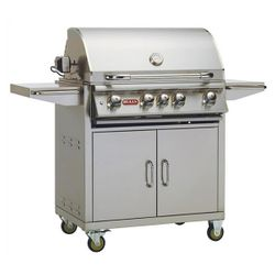 Bull Angus Cart-Mount Gas Grill