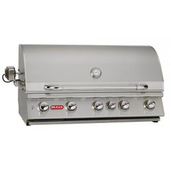 Bull Brahma Built-In Gas Grill