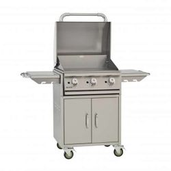 Bull Commercial Griddle Cart - 24""