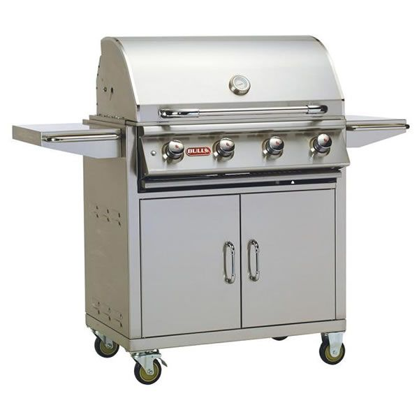Bull Lonestar Select Cart-Mount Gas Grill image number 0