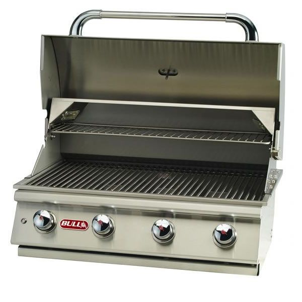 Bull Lonestar Select Built-In Gas Grill image number 1