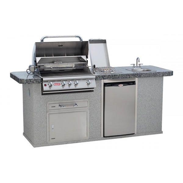 Bull Outdoor Kitchen Grill Island image number 0