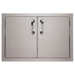 Bull Outdoor Stainless Steel Double Door