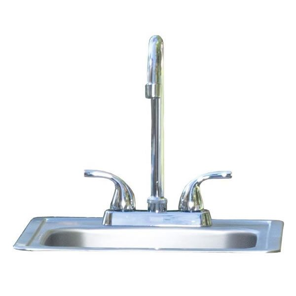 Bull Outdoor Sink with Faucet image number 0