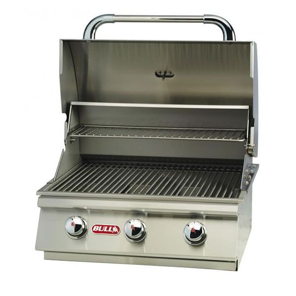 Bull Steer Premium Built-In Gas Grill image number 1