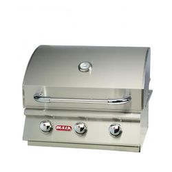 Bull Steer Premium Built-In Gas Grill