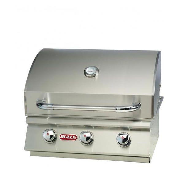 Bull Steer Premium Built-In Gas Grill image number 0