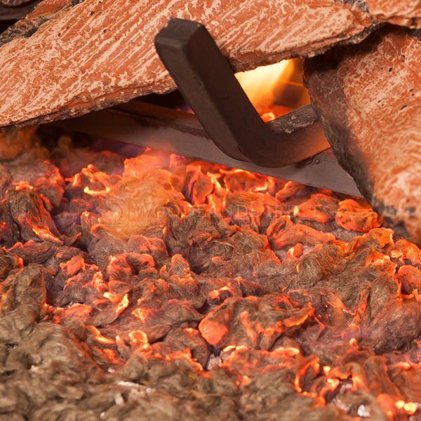 Golden Blount Texas Bonfire Vented Gas Log Set image number 2