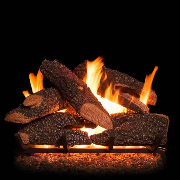 Golden Blount Texas Bonfire Vented Gas Log Set image number 0