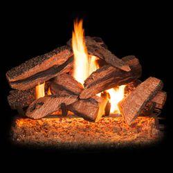 Golden Blount Texas Stack Vented Gas Log Set