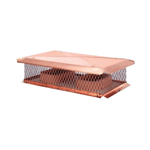 Gelco Copper Multi-Flue Chimney Cap image number 0