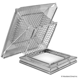 Gelco Easy-Clean Stainless Steel Chimney Cap