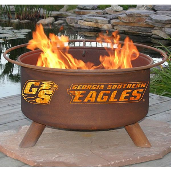 Georgia Southern Fire Pit image number 1