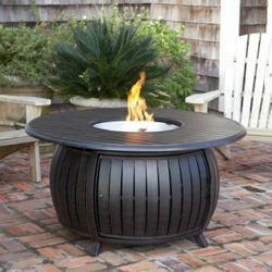 Grand Cooper Round Fire Pit