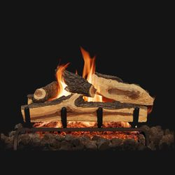 Grand Canyon Mountain Split Oak Outdoor Gas Log Set