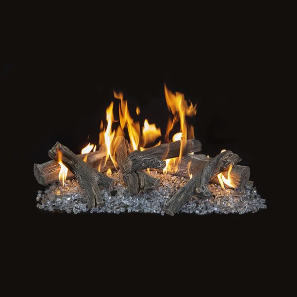 Grand Canyon Western Driftwood Linear Outdoor Gas Log Set image number 0