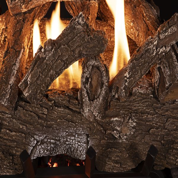 Grand Canyon Red Oak Outdoor Ventless Log Set image number 1