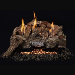 Grand Canyon Red Oak Ventless Gas Log Set