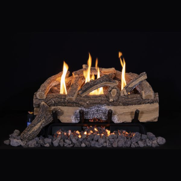 Grand Canyon Split Oak Outdoor Ventless Log Set image number 0