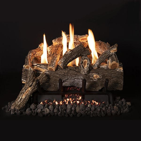 Grand Canyon Weathered Oak Outdoor Ventless Log Set image number 0