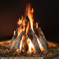 Grand Canyon Western Driftwood Fire Pit Logs - Logs Only