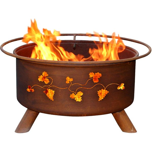 Grapevines Fire Pit image number 0