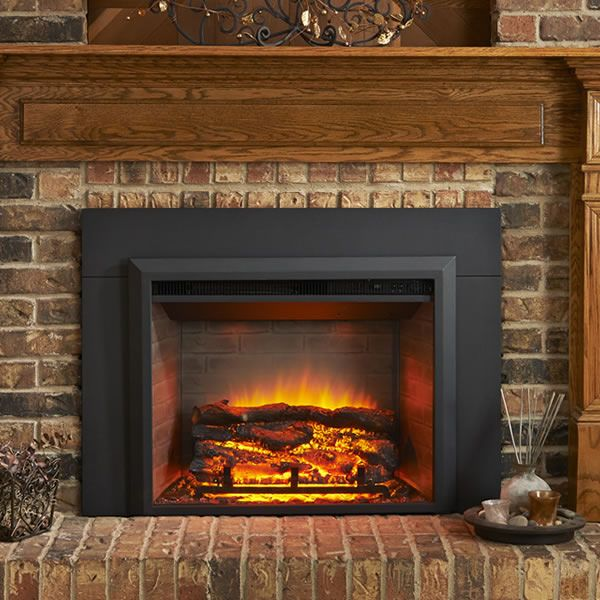 """GreatCo Electric Fireplace Insert - 36"""" image number 0"""