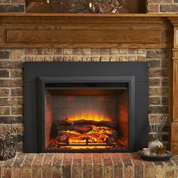 GreatCo Electric Fireplace Insert - 29""
