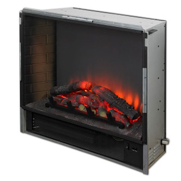 "GreatCo High Definition Electric Firebox - 34"" x 30"" image number 0"