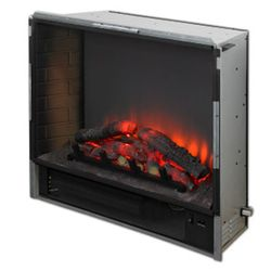 """GreatCo 34"""" x 30"""" High Definition Electric Firebox"""